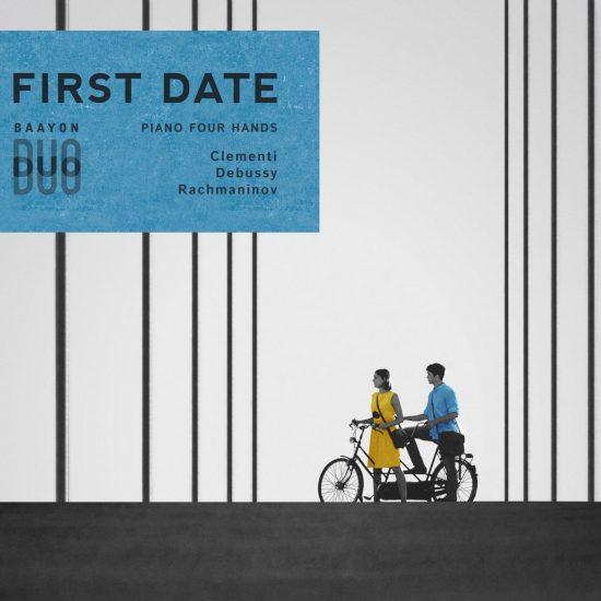 Okładka płyty Baayon Duo: First Date