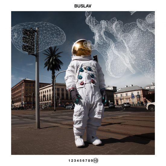 Okładka płyty Buslav: Liczę do 10
