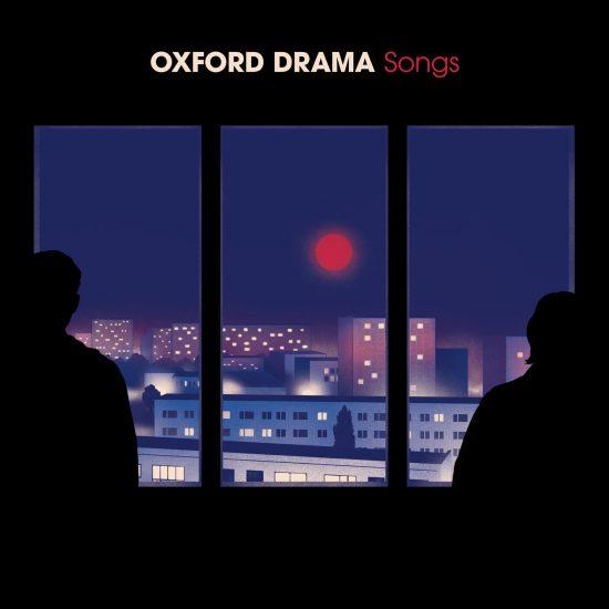 Okładka płyty Oxford Drama: Songs