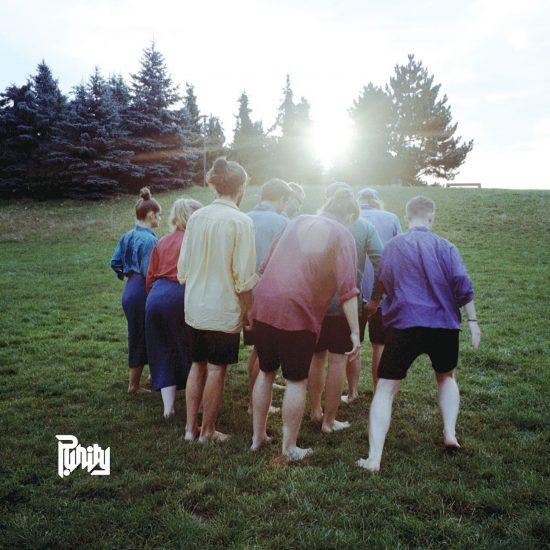 Okładka płyty P.Unity: Pulp