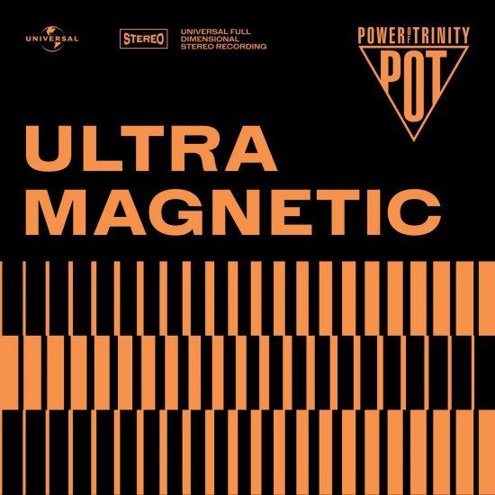 Okładka płyty Power Of Trinity: Ultramagnetic