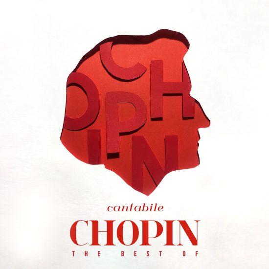 Okładka płyty Różni wykonawcy: Cantabile. The Best Of Chopin