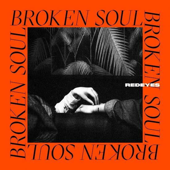 Okładka płyty Redeyes: Broken Soul by Super Super