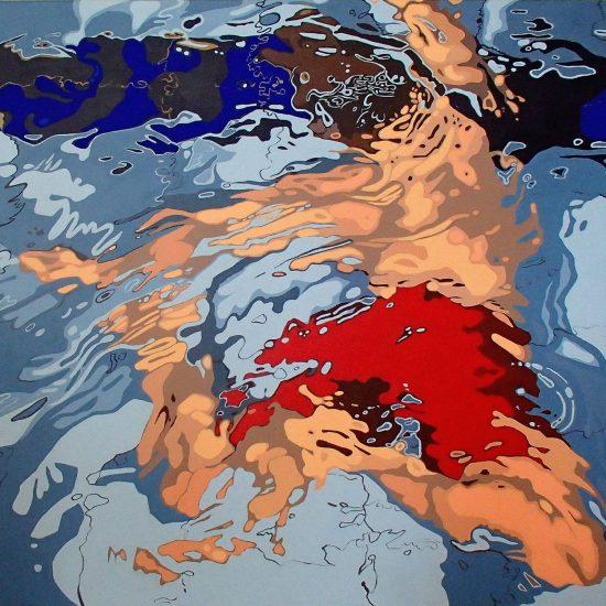 Okładka płyty Teielte: Water Scope EP