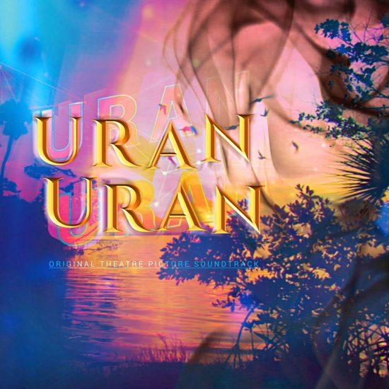 Okładka płyty Wojciech Kucharczyk: URAN URAN original theatre picture soundtrack