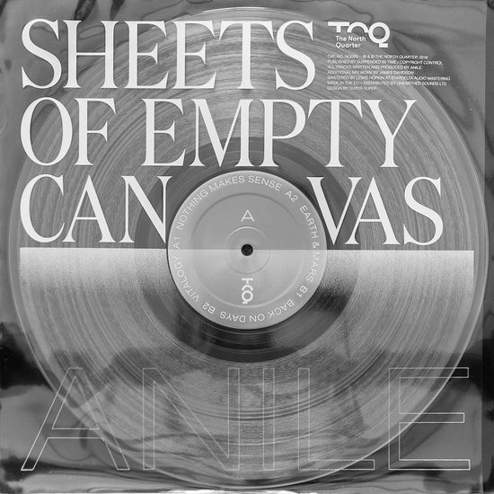 Anile: Sheets Of Empty Canvas