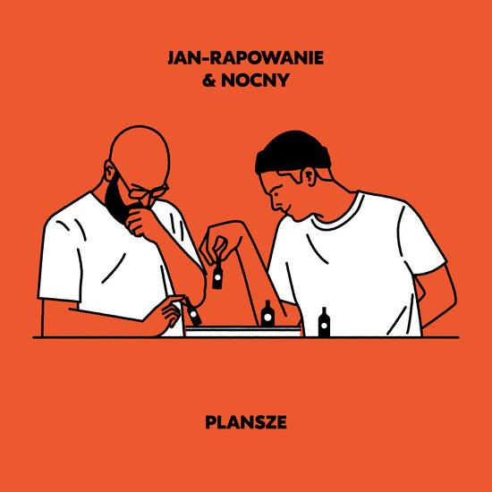 Jan-rapowanie & Nocny: Plansze