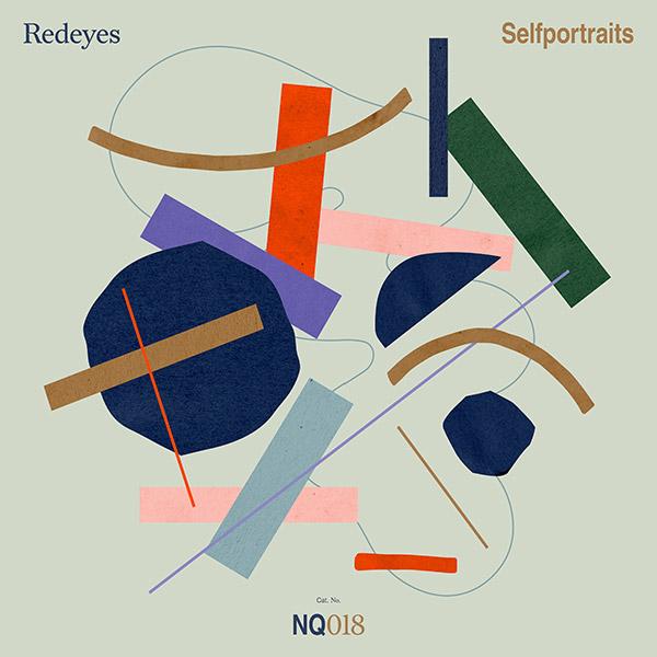 Redeyes : Selfportraits, wydawca The North Quarter