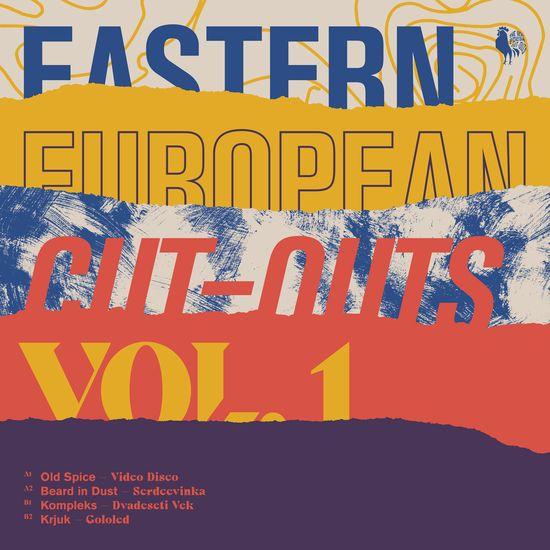 Różni wykonawcy: Eastern European Cut–Outs Vol. 1