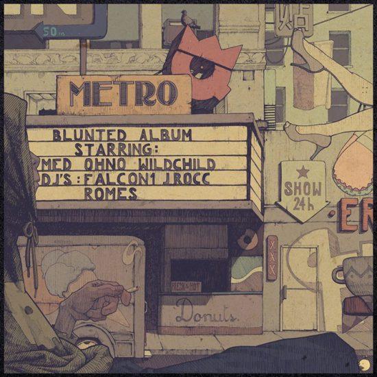 Blunted Album