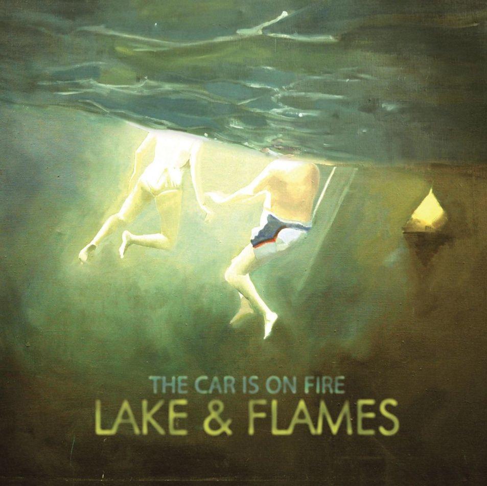 Lake & Flames