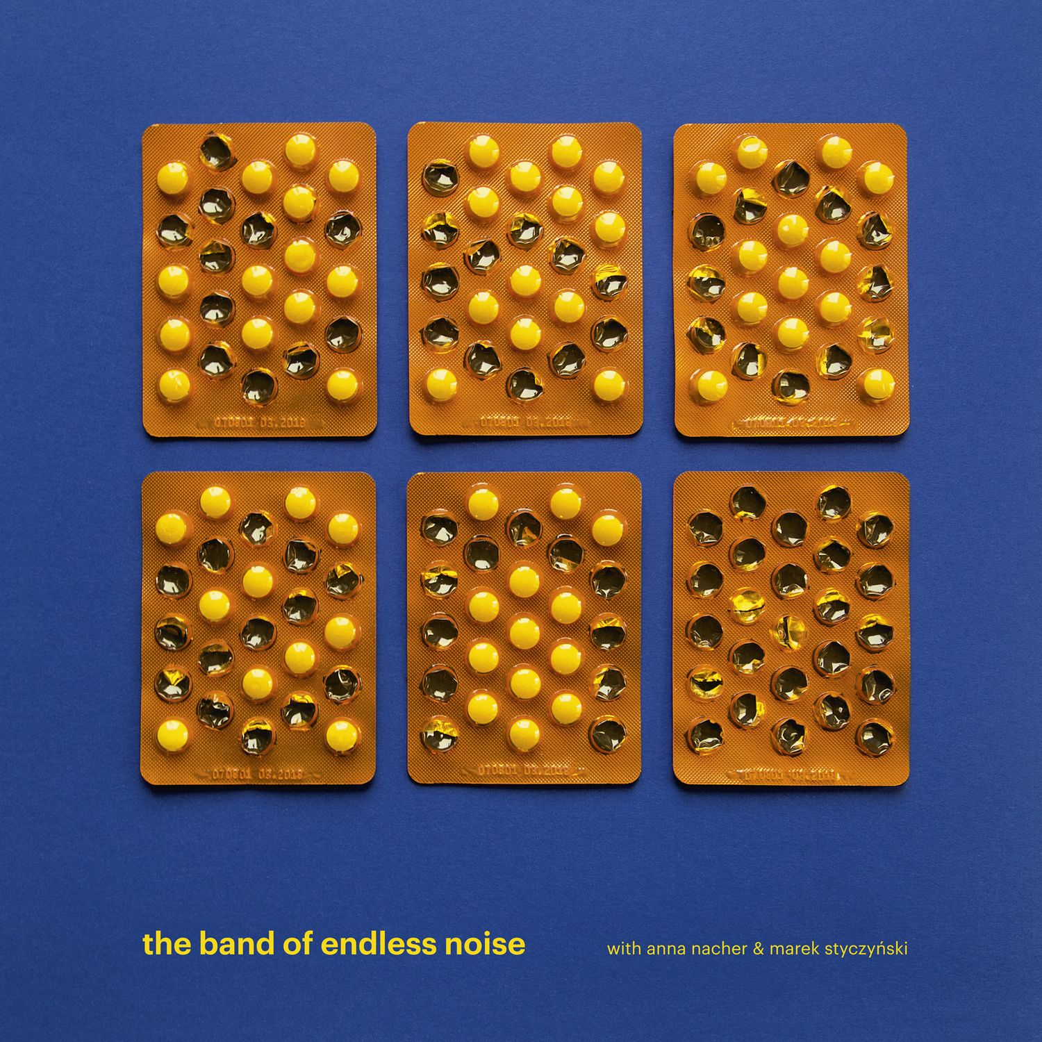 The Band of Endless Noise - The Band of Endless Noise