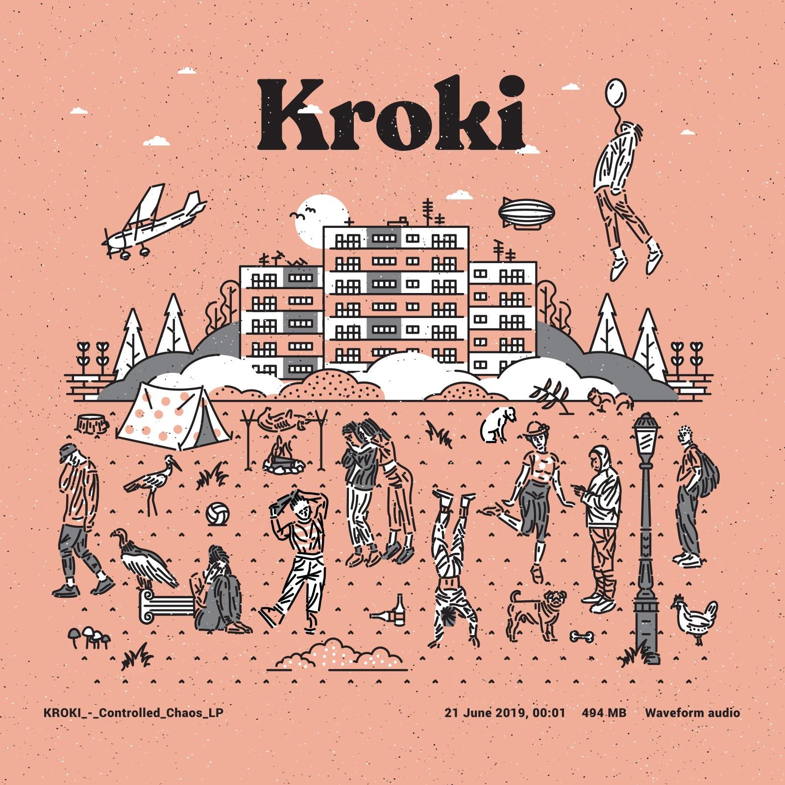 Kroki - Controlled chaos