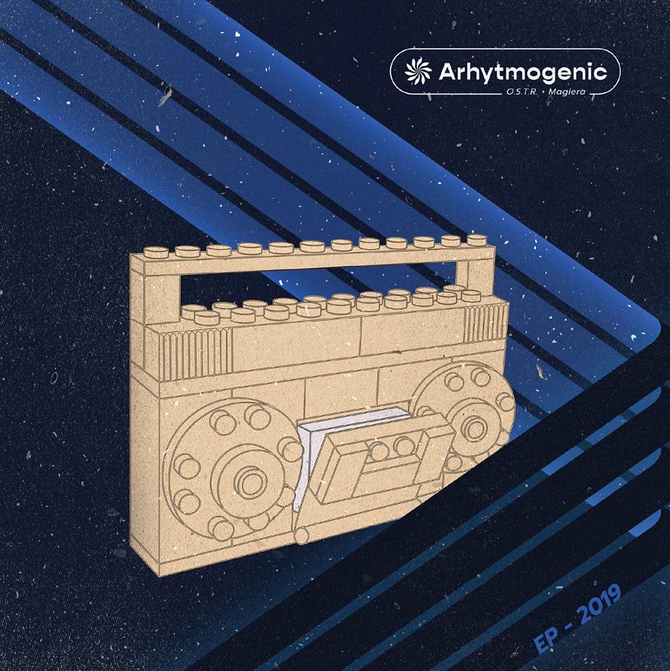 O.S.T.R., Magiera - Arhytmogenic EP