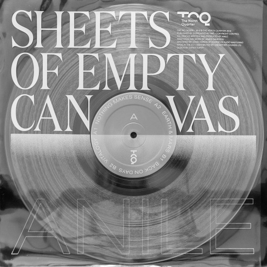 Sheets Of Empty Canvas